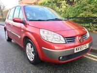 2006 Renault Scenic Dynamique 1.5 DCI Diesel. Drives Superb.