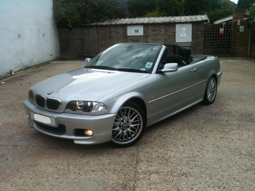 bmw 330 ci m sport convertible with hardtop only 70k s h not audi m3 325 330ci 330d 325i 325d. Black Bedroom Furniture Sets. Home Design Ideas