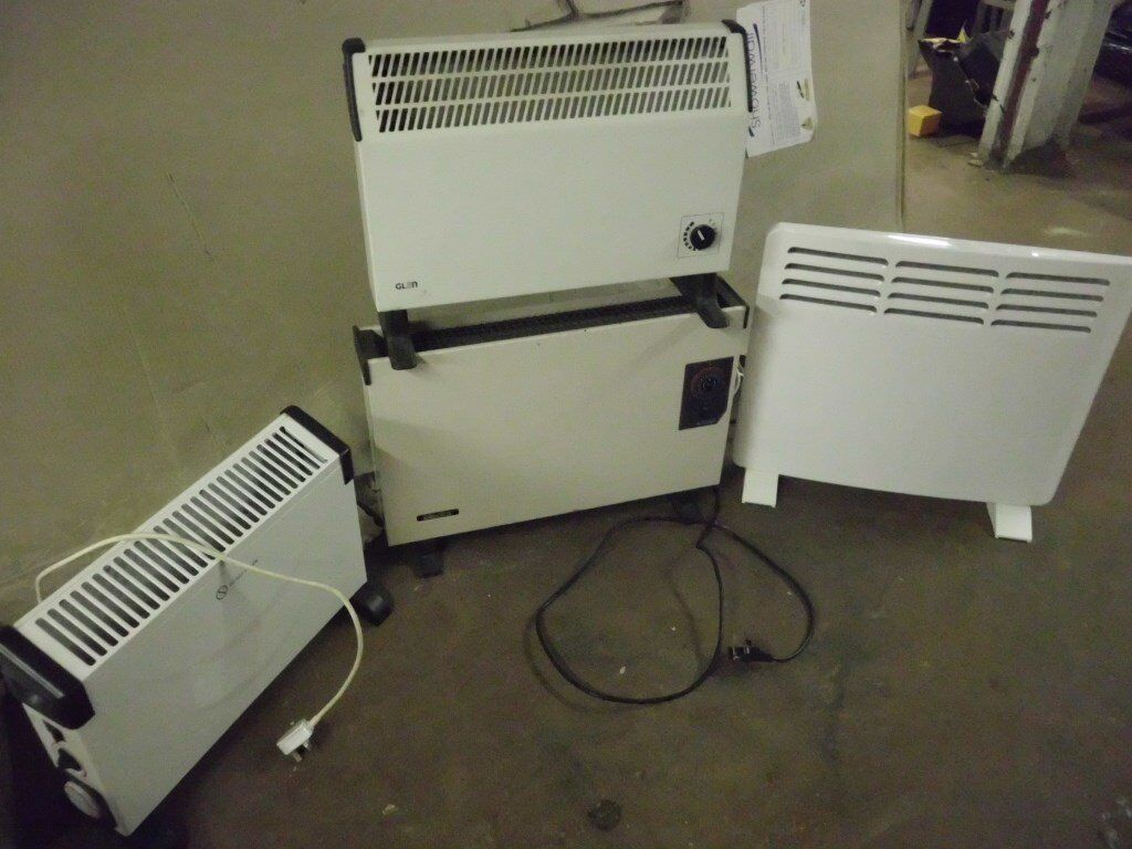 ELECTRIC CONVECTOR HEATERS