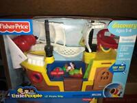 Little people pirate ship.