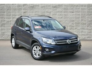 2014 Volkswagen Tiguan 4Motion Comfortline | Remote Start | New