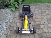 Go cart original Kettler Kettcar