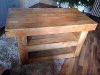 Oak furnitureland Mantis Coffee Table/TV Unit