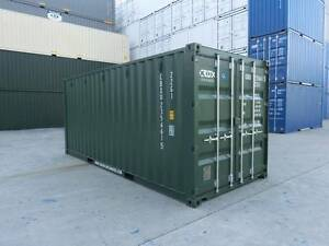 SPECIAL ** 20ft NEW shipping containers ** in SYDNEY Sydney City Inner Sydney Preview