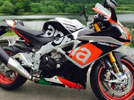 Aprilia RSV4 RSV 4 RF Limited Edition - mint condition