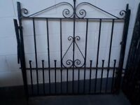 All in good condition, 2x Gates 1200mm / 4ft wide each, Delivery can be arranged if required.
