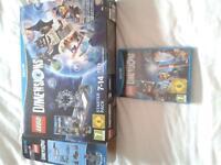 Lego Dimensions Wii U Game (Boxed)