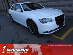 2016 Chrysler 300 S/LEATHER/LOADED/SPORTY