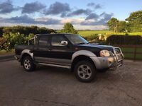 2004 Nissan Navara 2.5 Diesel D- Cab For Sale