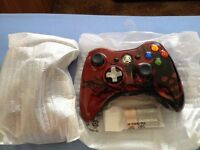 Gear of War 3 Controller XBOX360 NEW with Batteries