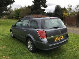 2006 Vauxhall Astra Estate 1.3 CDTI Diesel, 6 Months MOT