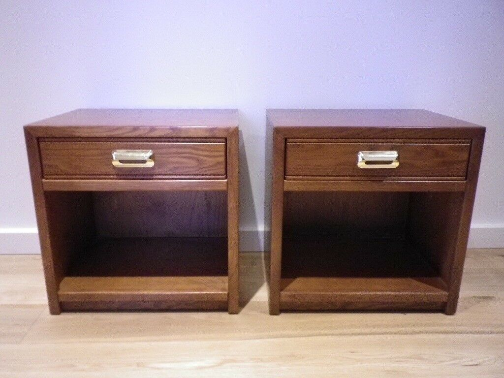 2 x Bedside Cabinets