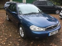 sold sold 2000 (W) FORD MONDEO GHIA X AUTOMATIC 2.0 78427 MILES FULL SERVICE HISTORY MOT JUNE 2017