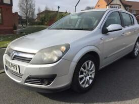 Vauxhall Astra 2006 full service history and 11 months MOT