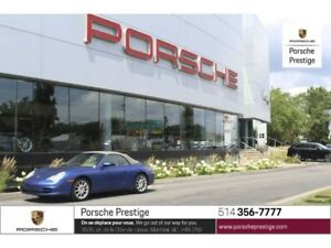 2002 Porsche 911 Carrera  Cabriole             Pre-owned vehicle
