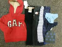 Toddler boy 2-3 years bundle Boden Gap Next Start rite , bedding , reins new and used things