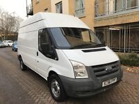 Ford transit high roof MWB 2007 low mileage (((NO VAT)))