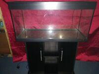 Juwel Rio 180 Fish Tank With Lighting & Original Cabinet Stand - Used