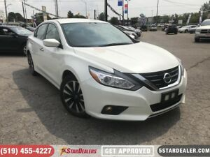 2018 Nissan Altima 2.5 SV | ONE OWNER | CAM | HEATED SEATS