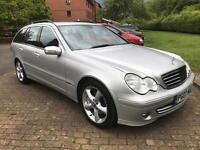 Mercedes Benz c220 CDI estate **P/X WELCOME**
