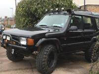 Discovery 300tdi off road modified