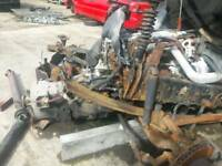 Iveco 100 E18 Engine and gearbox