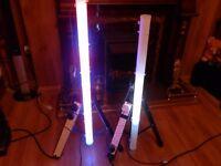 eurolite pixel tubes dmx or stand alone sound to light