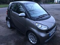 Great Value 2008 58 Smart fortwo Pure 1.0 mhd City Car Excellent MPG And Low Insurance And Tax