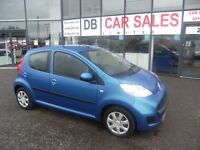 2009 09 PEUGEOT 107 1.0 URBAN 5D 68 BHP***GUARANTEED FINANCE***PART EX WELCOME***