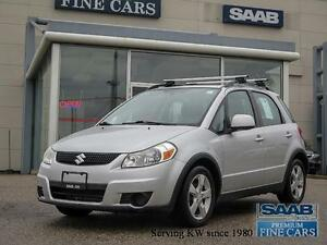 2010 Suzuki SX4 JX AWD  ACCIDENT FREE/ALLOY WHEELS