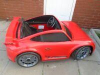 Kids Power Wheels Porsche 911 GT3 Electric car 12v