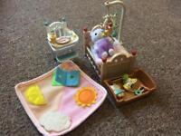 Sylvanian Baby Set