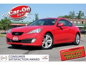 2012 Hyundai Genesis Coupe 2.0T Premium LEATHER SUNROOF ONLY 60,