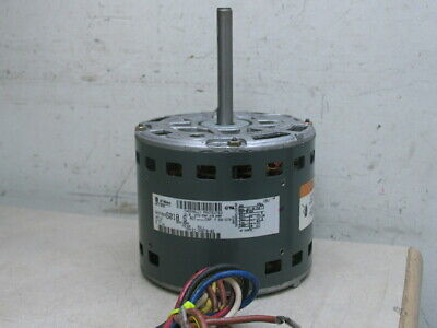 Ge Motors 5kcp39kgs018s Furnace Blower Motor 12hp 1000rpm 115v 1ph 60hz 7.10a
