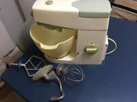 Vintage Kenwood Chef A701 Food Mixer With Attachments