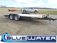 Load Trail INDUSTRIAL GRADE CAR/EQUIPMENT HAULER! FROM $90/mth