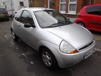 FORD KA 1.3 2000 W REG 6 WEEKS MOT SPARES OR REPAIRS
