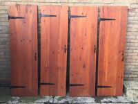 Solid Wood Internal Cottage Doors
