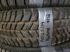 1 winter  tire techno 175/65r14