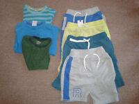 Boys' summer bundle 3 to 4
