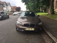 BMW 1 Series 2.0 118d Sport Sports Hatch 5dr (startstop)