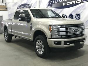 2018 Ford Super Duty F-350 SRW CrewCab Platinum 6.7L
