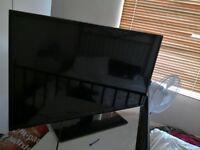 """40"""" flat screen SEIKI 1080p FULL HD TV"""