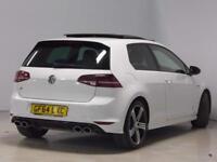 Volkswagen Golf R DSG (white) 2014-10-25