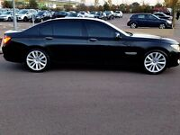 bmw 730ld automatic tiptronic