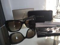 Genuine Versace sunglasses
