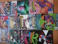 Comics joblot mix of marvel, DC and indie titles