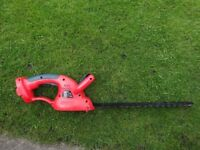 Soverign Hedge Trimmer - SPARES