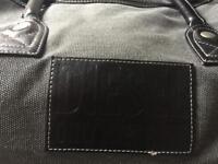 Grey Diesel Only the brave bag