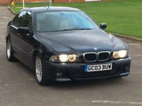 2003 BMW 530I CHAMPAGNE EDITION II SPORT INDIVIDUAL LOW MILEAGE 1 OF ONLY 150 MADE VERY RARE